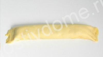 колбаса из теста