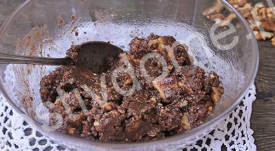 смесь для колбасы из печенья