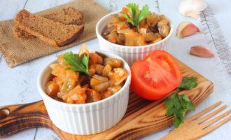 фото к рецепту тушеные баклажаны с овощами