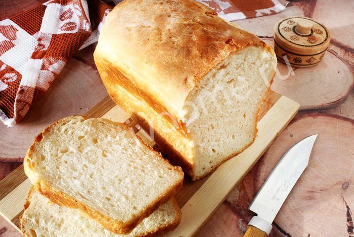 фото к рецепту хлеб в духовке