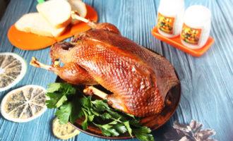 фото к рецепту утка запеченная в духовке